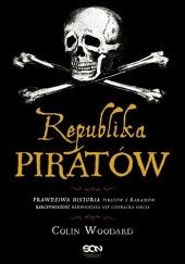 Okładka książki Republika Piratów Colin Woodard