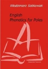 Okładka książki English Phonetics for Poles Włodzimierz Sobkowiak