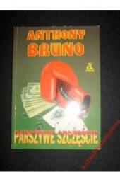 Okładka książki Parszywe szczęście Anthony Bruno