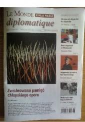 Okładka książki Le Monde Diplomatique 4/2014 praca zbiorowa