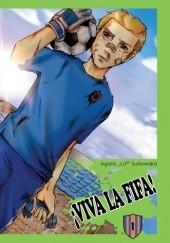 Okładka książki ¡Viva la FIFA! Agata Sutkowska