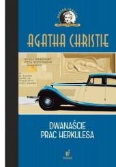 Okładka książki Dwanaście prac Herkulesa Agatha Christie