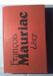 Okładka książki Listy 1904-1969 François Mauriac