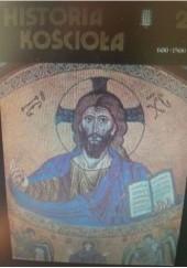 Okładka książki Historia Kościoła t. II, 600-1500 M. David Knowles,Dimitri Obolensky