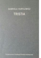 Okładka książki Tristia Gabriela Kurylewicz