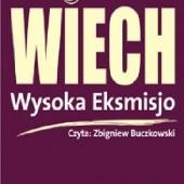 Okładka książki Wysoka Eksmisjo Stefan Wiechecki