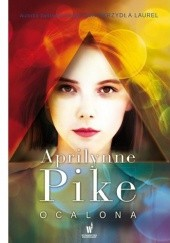 Okładka książki Ocalona Aprilynne Pike