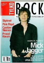Okładka książki Tylko Rock, nr 12 (124)/2001 Redakcja magazynu Teraz Rock