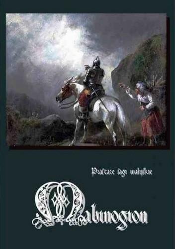 Okładka książki Mabinogion. Prastare sagi walijskie autor nieznany