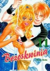 Okładka książki Brzoskwinia t. 11 Miwa Ueda