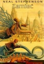 Okładka książki Zamieć Neal Stephenson