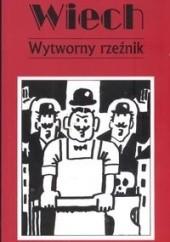 Okładka książki Wytworny rzeźnik Stefan Wiechecki