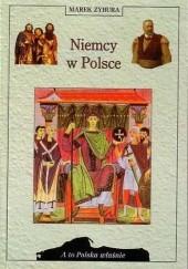 Okładka książki Niemcy w Polsce Marek Zybura