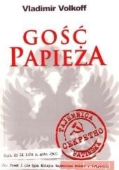 Okładka książki Gość papieża Vladimir Volkoff
