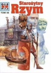 Okładka książki Starożytny Rzym Ernst Kunzl