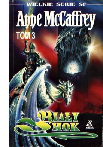 Okładka książki Biały smok Anne McCaffrey