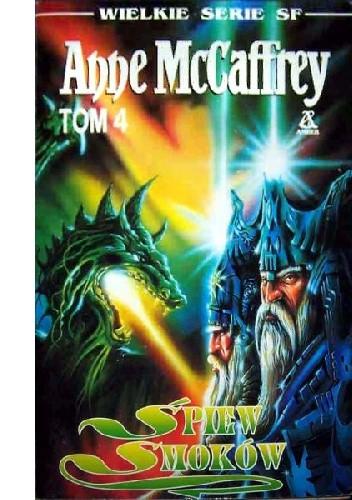 Okładka książki Śpiew smoków Anne McCaffrey