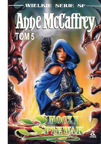 Okładka książki Smoczy śpiewak Anne McCaffrey
