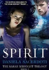 Okładka książki Spirit Daniela Sacerdoti