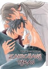 Okładka książki Zakochany Tyran 6 Hinako Takanaga
