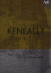 Okładka książki The Chant of Jimmie Blacksmith Thomas Keneally
