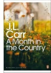 Okładka książki A Month in the Country Joseph Lloyd Carr