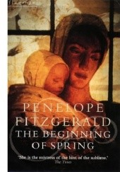 Okładka książki The Beginning of Spring Penelope Fitzgerald
