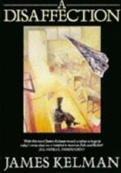 Okładka książki A Disaffection James Kelman