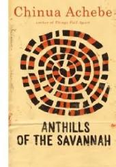 Okładka książki Anthills of the Savannah Chinua Achebe
