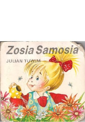 Okładka książki Zosia Samosia Julian Tuwim