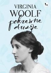 Okładka książki Pokrewne dusze. Wybór listów Virginia Woolf