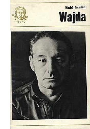 Okładka książki Andrzej Wajda - teatr