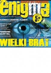 Okładka książki Enigma - klucz do tajemnic, nr 5/2014 Redakcja magazynu 21. Wiek