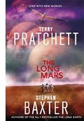 Okładka książki The Long Mars Terry Pratchett,Stephen Baxter