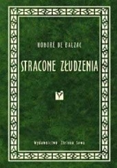 Okładka książki Stracone Złudzenia Honoré de Balzac