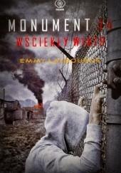 Okładka książki Monument 14. Wściekły wiatr Emmy Laybourne