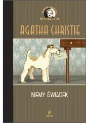 Okładka książki Niemy świadek Agatha Christie