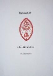 Okładka książki Bafomet XI.Liber DCXXXIII. De Thaumaturgia. Aleister Crowley