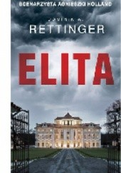 Okładka książki Elita Dominik W. Rettinger
