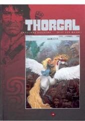 Okładka książki Thorgal: Aaricia Grzegorz Rosiński,Jean Van Hamme