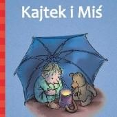 Okładka książki Kajtek i Miś Jujja Wieslander,Tomas Wieslander