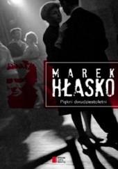 Okładka książki Piękni dwudziestoletni Marek Hłasko