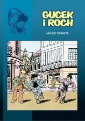 Okładka książki Gucek i Roch Janusz Christa