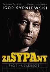Okładka książki Zasypany. Życie na zakręcie Żelisław Żyżyński,Paweł Hochstim
