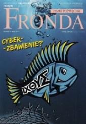 Okładka książki Fronda nr 64 Cyberzbawienie? Redakcja kwartalnika Fronda