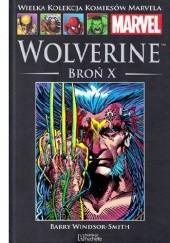 Okładka książki Wolverine: Broń X Barry Windsor-Smith