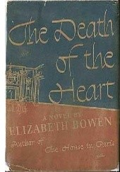 Okładka książki The Death of the Heart Elizabeth Bowen