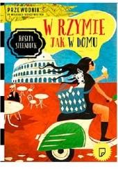 Okładka książki W Rzymie jak w domu Rosita Steenbeek