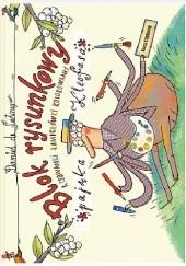 Okładka książki Blok rysunkowy pająka Kleofasa Daniel de Latour