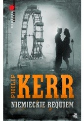 Okładka książki Niemieckie requiem Philip Kerr